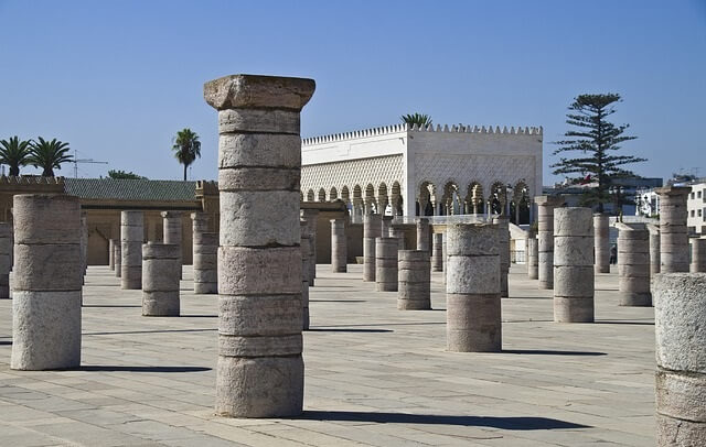 Meczet w Maroko