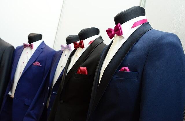 Męskie garnitury do ślubu