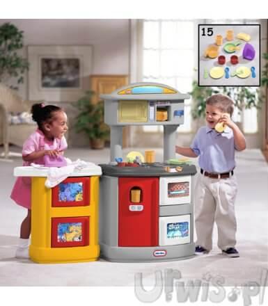 Kącik gospodyni - zabawka dla dzieci