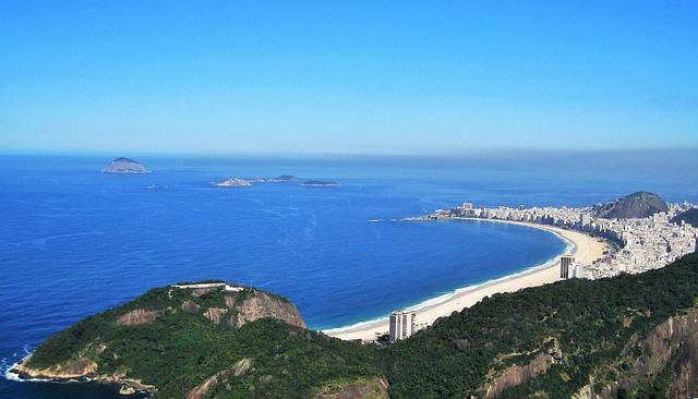Wybrzerze Rio de Janeiro