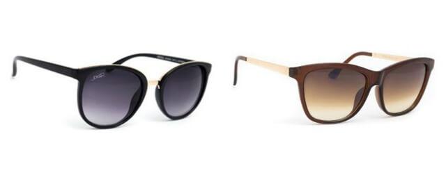 Okulary przeciwsłoneczne modne