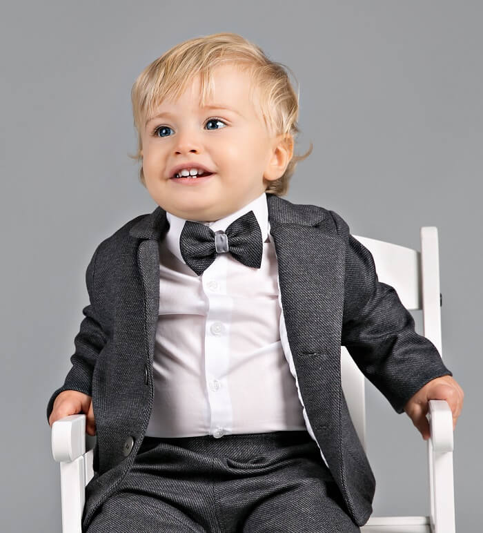 W co ubrać dziecko do chrztu? - ubranko na chrzest dla chłopca, dla dziewczynki