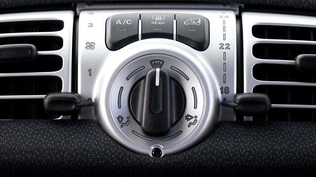 klimatyzator samochodowy