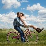 kobieta-mezczyzna-rower