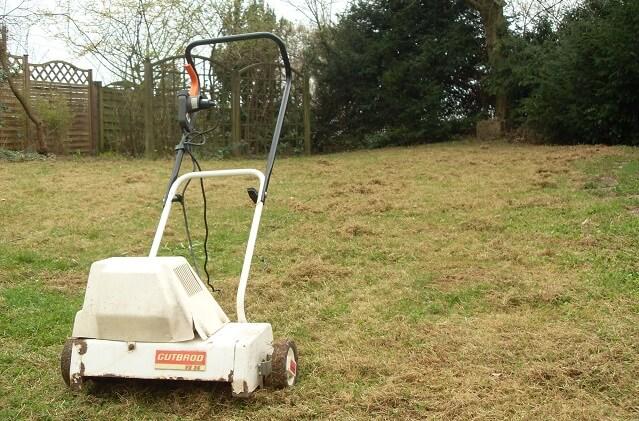 Wertykulator do trawnika