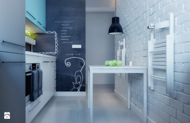 Aranżujemy mieszkanie w kolorze niebieskim, jak dobrze rozpocząć urządzanie?