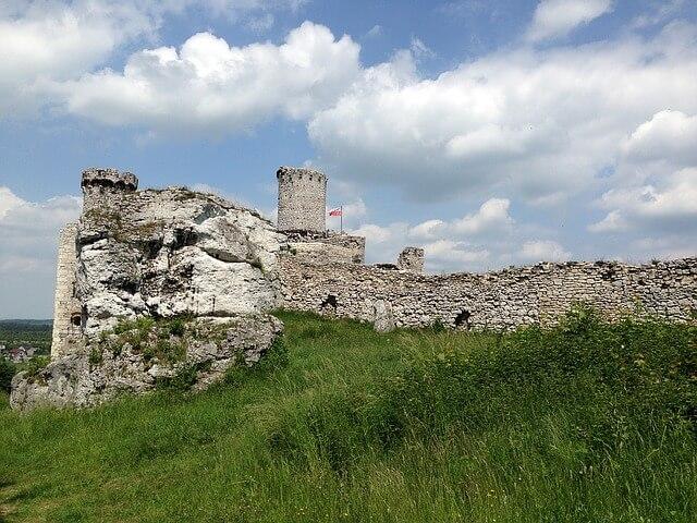 Zamek w Ogrodzieńcu, Jura Krakowsko-Częstochowska