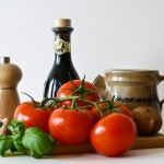 pomidory-ocet-balsamiczny-włoska-kuchnia