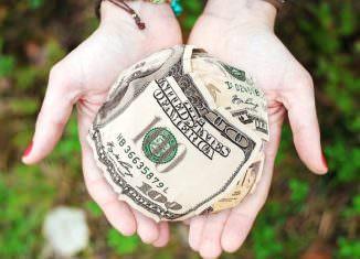 Pieniądze na fundację