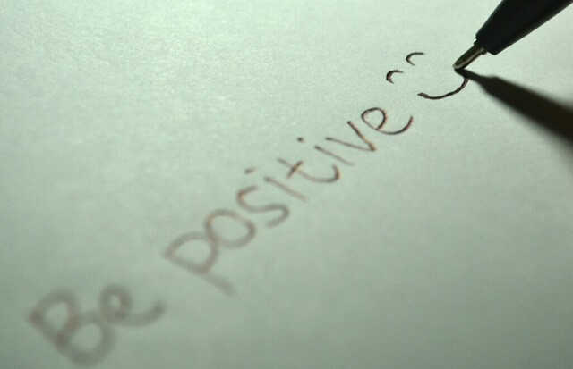 Napis pozytywny