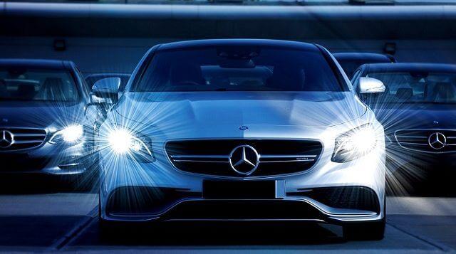Eleganckie samochody