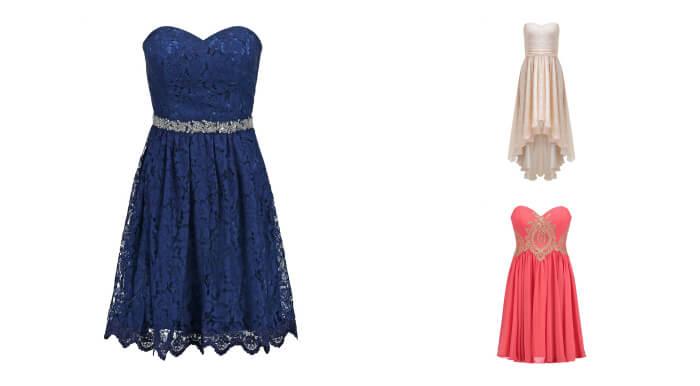 Sukienki nawesele w stylu gorsetowym