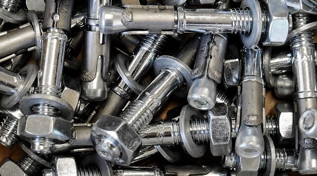 Kotwy mechaniczne