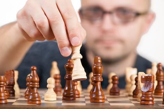 ruch szachisty