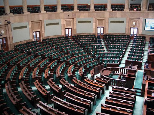 sala Sejmu