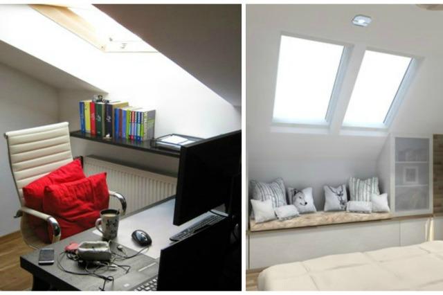 Okna dachowe PCV czy drewniane? Jak dobrze wybrać okna na dach i poddasze?