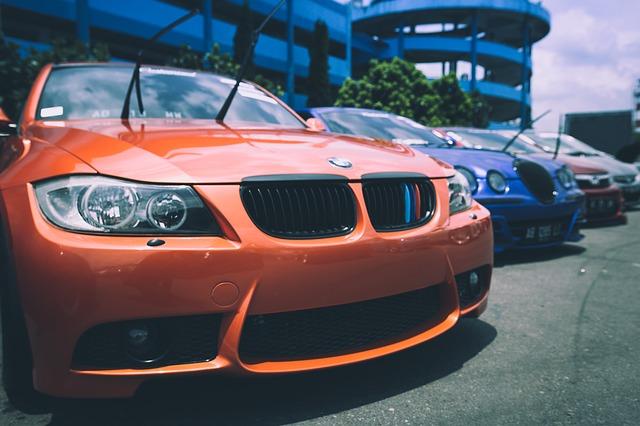 Rząd samochodów