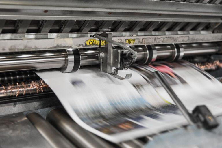 TOP 5 polecanych drukarni na Śląsku